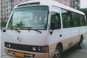 大连包车金龙中巴车500元/天_到大连旅游包车一日