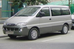 瑞丰7--12座商务车