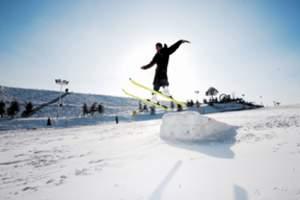 安吉江南天池滑雪场 2018安吉滑雪门票价格