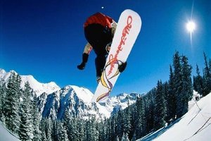 乌鲁木齐南山白云国际滑雪场滑雪票