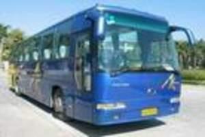 全新的金龙大巴租赁、大包团包车资料、30座以上的车