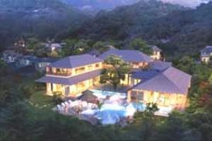 泰山温泉城︱泰安好的天然山地温泉