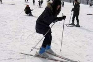 平山西柏坡温泉滑雪场折扣门票、西柏坡滑雪票