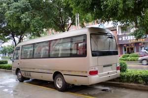 25座豪华客车/泉州旅游包车/泉州租车