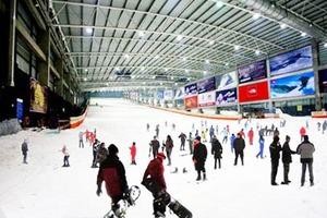 长沙附近哪里滑雪好玩,浏阳瑞翔滑雪好玩