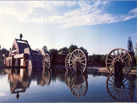 【千古灵渠门票】秦始皇开凿的世界上古老的运河之一