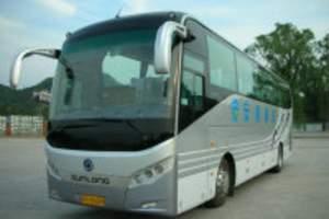 49座金龙旅游车