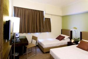 香港酒店预订 香港泛达太子酒店