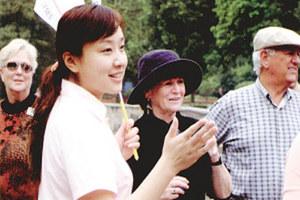 桂林英文导游