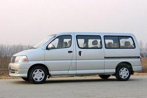 新疆9座商务旅游车包车价格