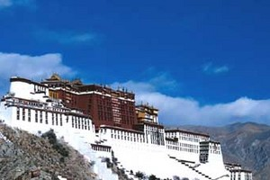西藏全景游  布达拉宫 鲁朗林海 西藏双卧13日