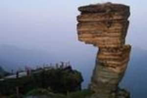 贵州梵净山的旅游团,长沙到梵净山、凤凰古城、湘西苗寨三日游