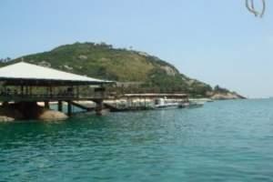 海南分界洲岛五日度假游住四星温泉酒店-三亚5日游预订