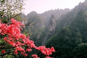 郑州到石人山旅游团|尧山龙潭峡二日游