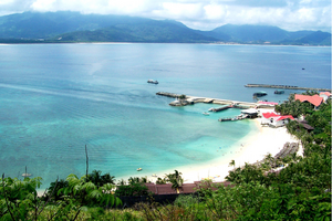 扬州暑期到海南旅游咨询_爱尚香水湾6日