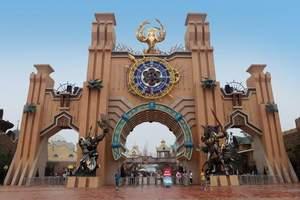 扬州到常州暑期游玩_常州嬉戏谷一日游