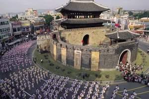 沈阳到韩国光州包机旅游5日_光州、首尔style首尔世园会