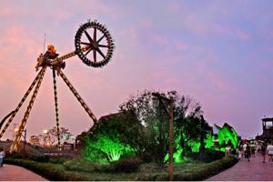 扬州到常州旅游_常州恐龙园一日游