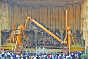 扬州到常州旅游攻略_常州嬉戏谷、淹城春秋乐园、野生动物园二日
