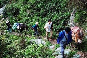 【益阳安化茶马古道好不好玩】安化茶马古道、关山峡谷探险两日游