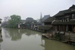 华东五市、乌镇、周庄、西溪双飞6日游 石家庄到水乡旅游