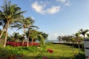 三亚阳光海岛度假五日游,含:蜈支洲岛、南山文化苑、天涯5日游