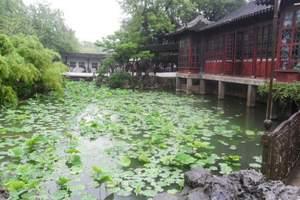 【纯玩不进店】上海至苏州精华一日游(含虎丘+拙政园+狮子林)