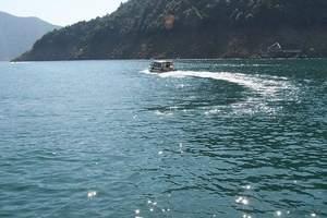 单位周边旅游方案,长沙到郴州东江湖、飞天山两日游,团队拓展