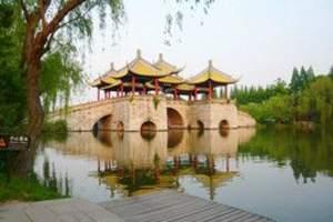 扬州自由行  扬州瘦西湖 个园二日游 五星住宿 2天1晚