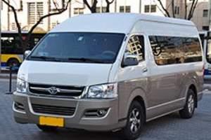 丰田大海狮_海口租车_海南旅游租车公司