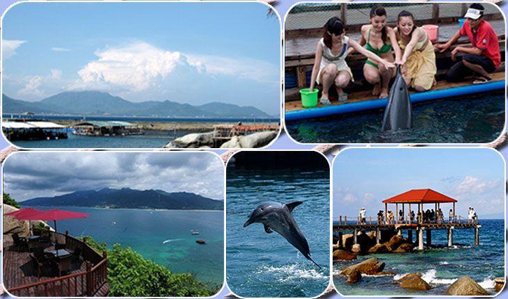 >>>>>购买分界洲岛门票    景区地址:海口——三亚东线