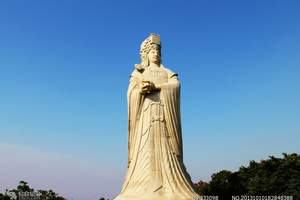 泉州到莆田湄洲岛妈祖公园广化寺一日游线路
