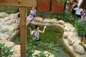青岛旅行社【假期去温泉旅游】青岛去海泉湾温泉、奥特莱斯一日游