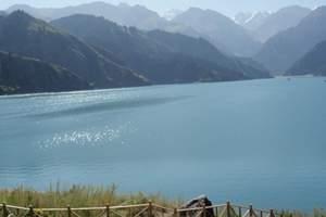 乌鲁木齐出发到伊犁那拉提、赛里木湖火车双卧三日游(含环湖)