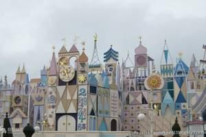 青岛到香港迪士尼+海洋公园+长隆野生动物园+欢动世界亲子六日
