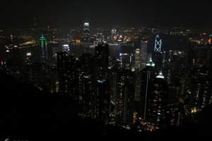 武汉到香港报价推荐 港澳纯玩海洋公园/迪斯尼五日游