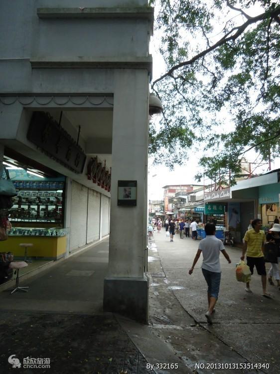 【深圳一日】A深圳滨海栈道、中英街、深港环岛、大梅沙一天游