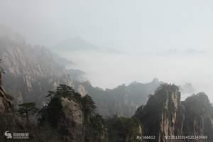 济南到黄山旅游团价格  济南出发到黄山一地双动三日游