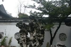 【纯玩】上海到苏州一日游(狮子林+寒山寺+虎丘)赠送游船