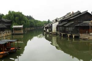 【王牌江南】上海+苏州+杭州+南京+无锡+乌镇+甪直双飞六日