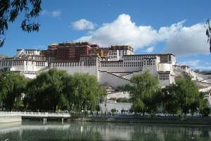 北京到西藏旅游:美悦拉萨、布达拉宫、纳木措、林芝双卧12日