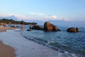 海南三亚海口蜈支洲岛热带天堂森林天涯海角亚特兰蒂斯水族馆6日