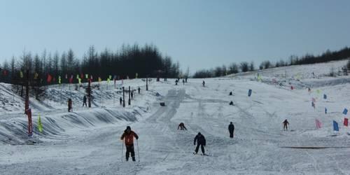 神农架滑雪场