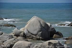 国庆西安到三亚海口双飞6日|西安到三亚旅游团(石梅湾/玉带滩