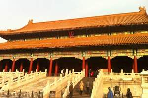 济南到北京故宫长城汽车三日游 纯玩 一价全含