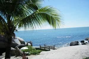 泰安到海南旅游推荐 蜈支洲岛、红艺人表演夜游三亚湾双飞六日游
