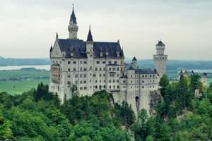 合肥到欧洲旅游  德法意瑞11天 双古堡+双列车之旅