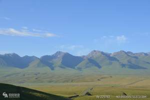 新疆一日游线路/乌鲁木齐出发到南山牧场一日/乌鲁木齐周边一日