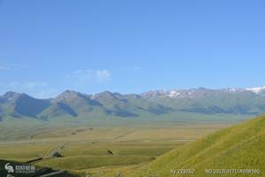 新疆乌鲁木齐出发到伊犁那拉提草原(火车双卧品质)四日游