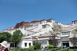 青岛西藏旅游线路报价 拉萨纳木错林芝鲁朗林海双卧11日游